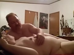 BBW BHM Married couple loving fuck