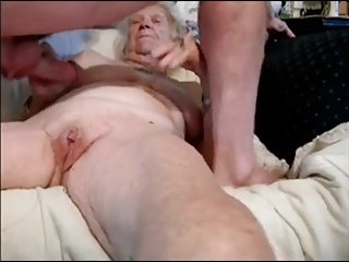 granny increased by young suitor