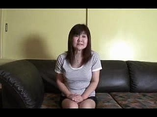 Japanese Fat Grown up kosuzu fukunaga 45years